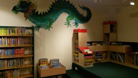 Die neue Bücherburg